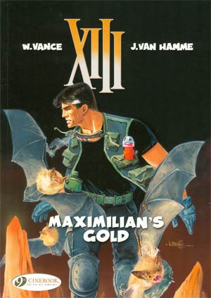 XIII Vol 16 Maximilians Gold TP