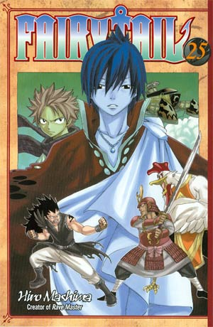 Fairy Tail Vol 25 GN