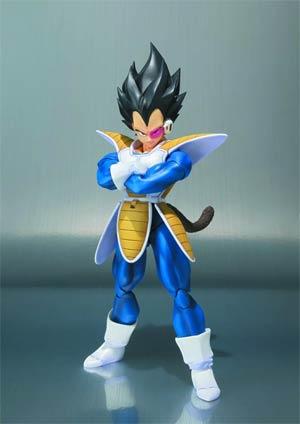 Dragon Ball Z S.H.Figuarts - Vegeta Normal Version Action Figure