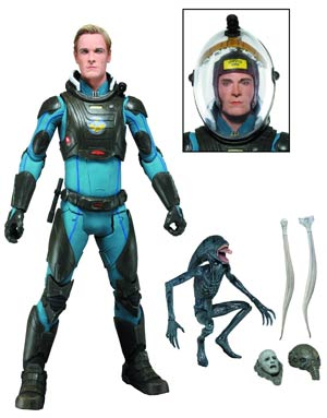 DO NOT USE (DNO) Prometheus Series 2 Action Figure Assortment Case