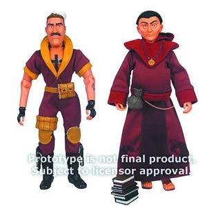 Venture Bros 8-Inch Series 9 Action Figure Assortment Case