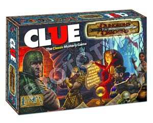 Clue Dungeons & Dragons Edition