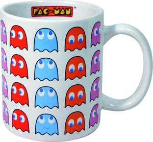 Pac-Man Ghost Mug