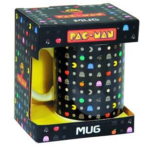 Pac-Man Repeat Print Mug