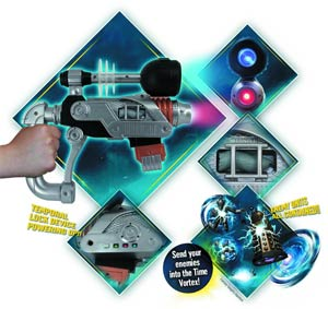 Doctor Who QLA Anti-Time Device