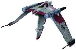 Star Wars V-19 Torrent Easykit Model Kit