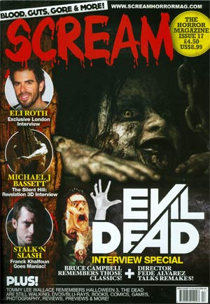 Scream Magazine #17