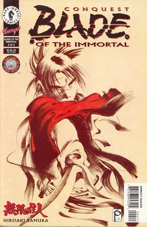 Blade Of The Immortal #4 (Conquest Part 3)