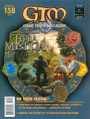 Game Trade Magazine #158