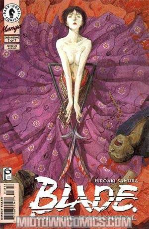 Blade Of The Immortal #18 (Dreamsong)