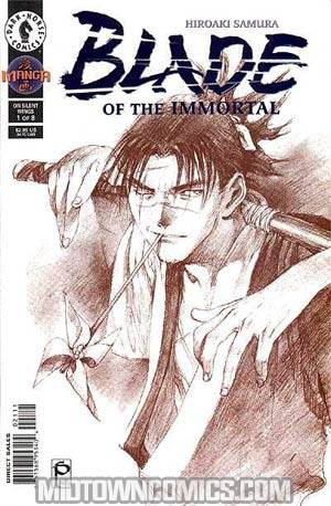 Blade Of The Immortal #21 (On Silent Wings)