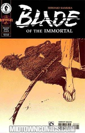 Blade Of The Immortal #22 (On Silent Wings)
