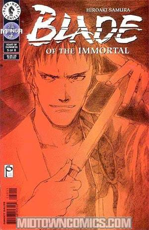 Blade Of The Immortal #39