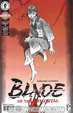 Blade Of The Immortal #40