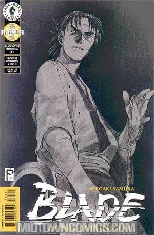 Blade Of The Immortal #41