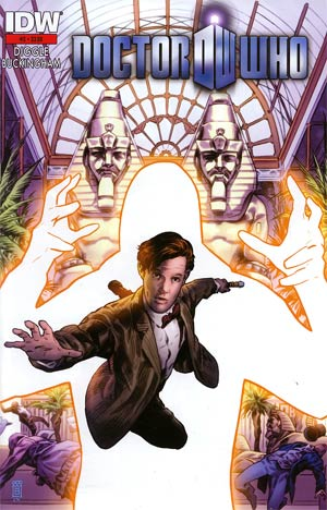Doctor Who Vol 5 #2 Cover C 2nd Ptg