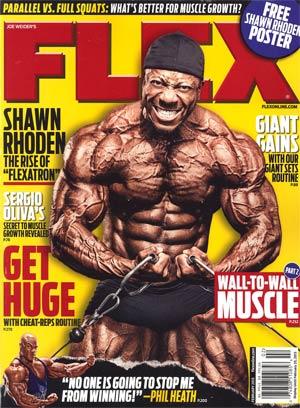 Flex Magazine Vol 30 #2 Feb 2013