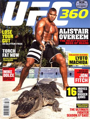 UFC Magazine #20 Feb / Mar 2013