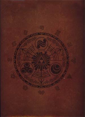 Legend Of Zelda Hyrule Historia HC Limited Collectors Edition