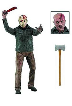 Friday The 13th Series 2 Jason Voorhees 7-Inch Action Figure