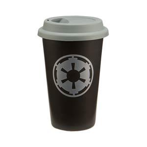 Star Wars 12-Ounce Ceramic Travel Mug