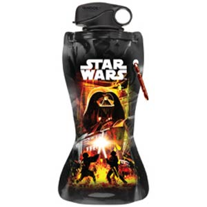 Star Wars 24-Ounce Collapsible Water Bottle