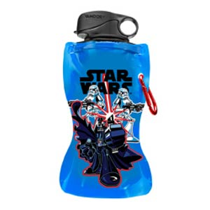 Star Wars Darth Vader 12-Ounce Collapsible Water Bottle