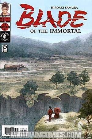 Blade Of The Immortal #63