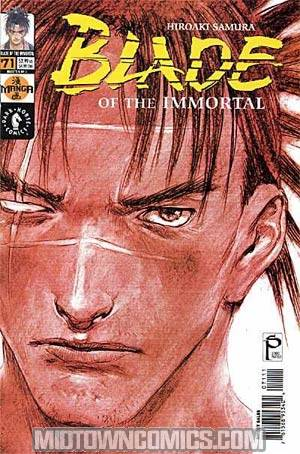 Blade Of The Immortal #71