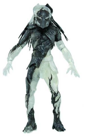 Predators Series 7 Camo Cloaked Falconer Predator 7-Inch Action Figure