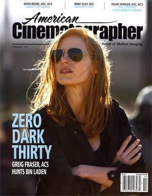 American Cinematographer Vol 94 #2 Feb 2013