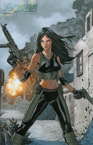 Executive Assistant Assassins #8 Cover C Incentive Elizabeth Torque