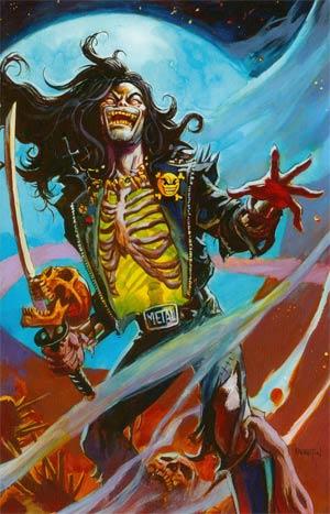 Evil Ernie Vol 3 #4 Incentive Dan Brereton Virgin Cover