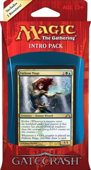 Magic The Gathering Gatecrash Intro Deck - Simic Synthesis