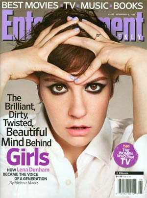 Entertainment Weekly #1245 Feb 8 2013