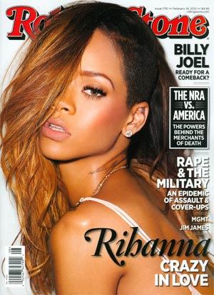 Rolling Stone #1176 Feb 14 2013