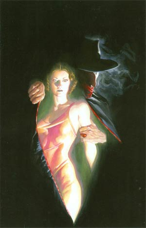Shadow Year One #1 Cover H Incentive Alex Ross Virgin Cover