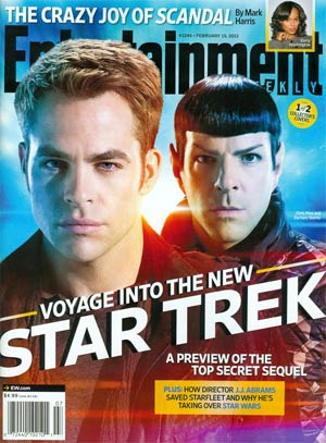 Entertainment Weekly #1246 Feb 15 2013