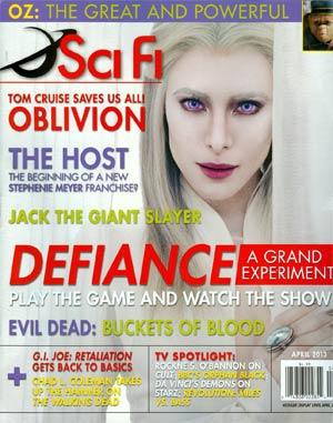 Sci-Fi Magazine Vol 19 #1 Apr 2013