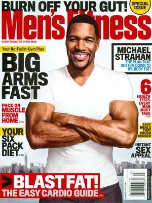 Mens Fitness Vol 29 #3 Mar 2013