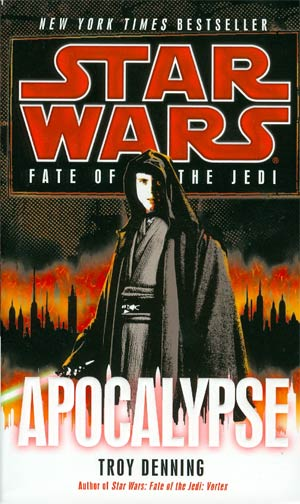 Star Wars Fate Of The Jedi Vol 9 Apocalypse MMPB