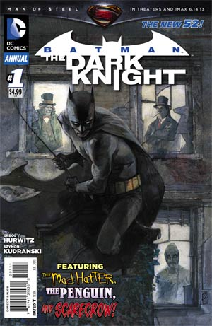 Batman The Dark Knight Vol 2 Annual #1