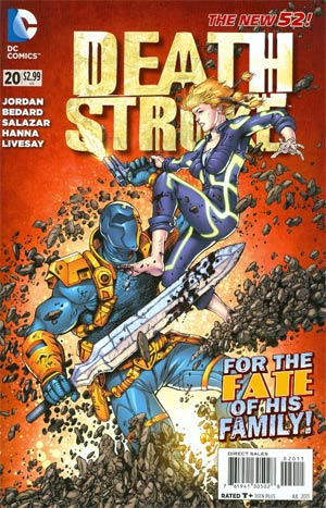 Deathstroke Vol 2 #20