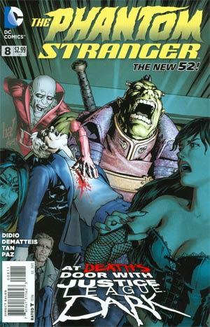 Phantom Stranger Vol 4 #8