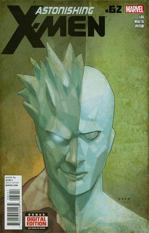 Astonishing X-Men Vol 3 #62