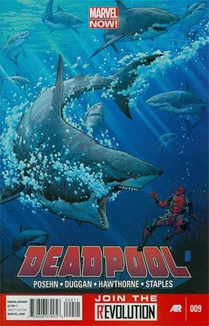 Deadpool Vol 4 #9