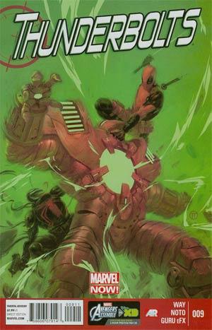 Thunderbolts Vol 2 #9