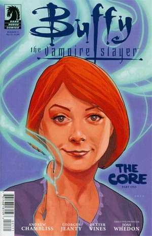 Buffy The Vampire Slayer Season 9 #21 Regular Phil Noto Cover