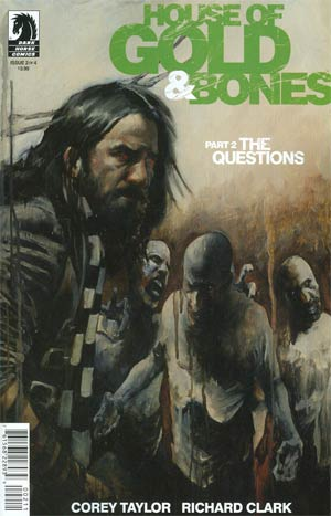House Of Gold & Bones #2 Regular Jason Shawn Alexander Cover