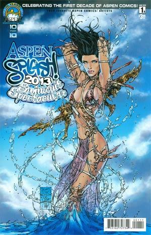 Aspen Splash 2013 Swimsuit Spectacular